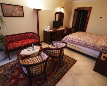 superior king izba a ubytovanie v bardejove manzelska postel, hotel Bellevue